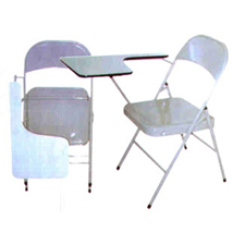 Folding School Desk / Chairs