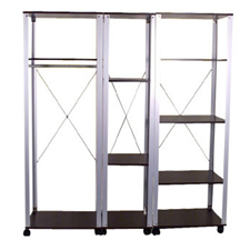 Metal Clothes Rack / Portable Clothing Rack