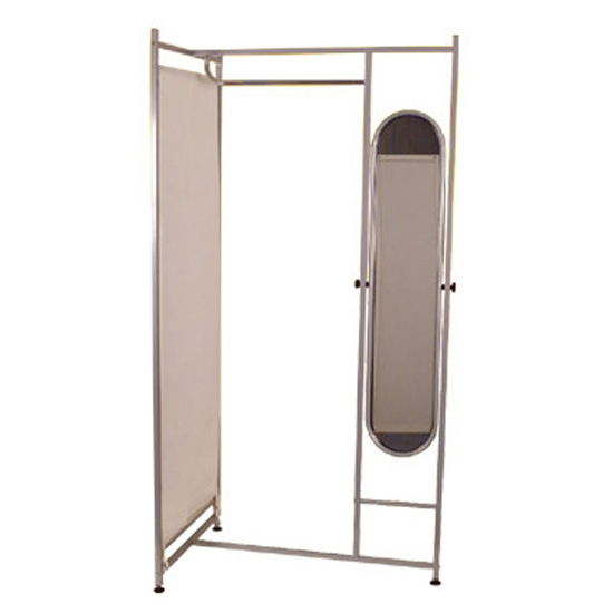 BF-C581 Dressing & Metal Clothes Rack
