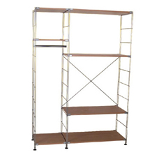 BF-C582 Metal Clothes Rack