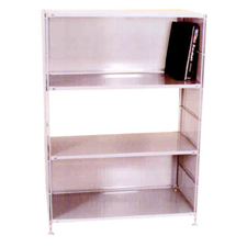BF-S792 Glass Shelving Unit