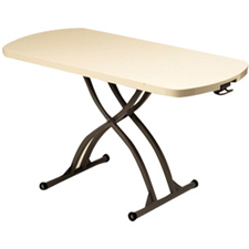 Adjustable Height Work Tables